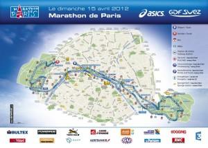 Marathon Paris 2012